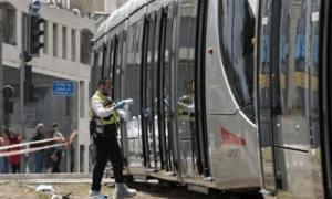 Young British Woman Stabbed To Death On Train In Jerusalem